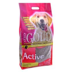 NERO GOLD super premium для активных собак, 12 кг.