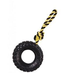 """Dezzie игрушка для собак """"Шина на веревке"""""""