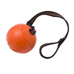 "Мяч с лентой ""Доглайк"" малый, диаметр 6,5 см (Doglike)"