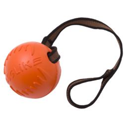 "Мяч с лентой ""Доглайк"" средний, диаметр 8,5 см (Doglike)"