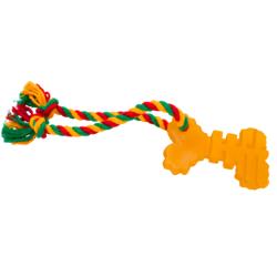 """""""Доглайк"""" ключ с канатом (Doglike), оранжевый"""