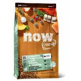 NOW Natural holistic беззерновой корм для взрослых собак малых пород с форелью, лососем и овощами, Fresh Small Breed Recipe Fish Grain Free