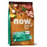 NOW Natural holistic беззерновой корм для взрослых собак малых пород, со свежим ягненком и овощами, Fresh Small Breed Recipe Red Meat Grain Free