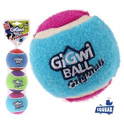 Gigwi 3 мяча с пищалкой