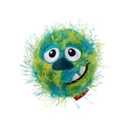 Gigwi Crazy ball Теннисный мяч с пищалкой, зеленый, 7 см арт.75341