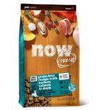 """NOW Natural holistic беззерновой корм """"Контроль веса"""" для собак крупных пород с индейкой, уткой и овощами, Fresh Senior Large Breed Recipe Grain Free"""
