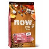 NOW Natural holistic беззерновой корм для взрослых собак с форелью и лососем для чувствительного пищеварения, Grain Free Fish Adult Recipe DF