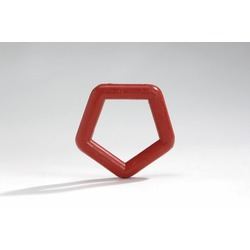 """IPTS Игрушка """"Кольцо ломаное"""", резина,15см"""