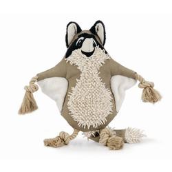 IPTS Игрушка для собак «Енот», текстиль 32 см