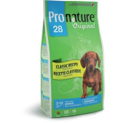 Pronature 28 для щенков мелких и средних пород с цыпленком Original