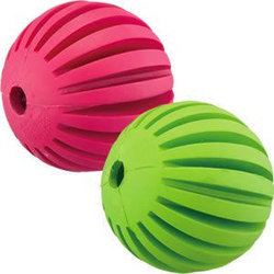 J.W. игрушка для собак Танзанийский мяч, каучук