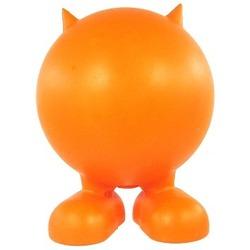 J.W. игрушка для собак Мяч на ножках с рожками, каучук