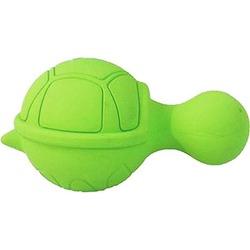 J.W. игрушка для собак Черепашка с пищалкой, каучук, 10 см.