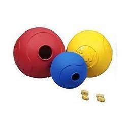 J.W. игрушка для собак Мяч, наполняемый лакомством, каучук