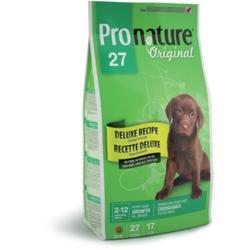Pronature 27 для щенков без сои, пшеницы, кукурузы Original