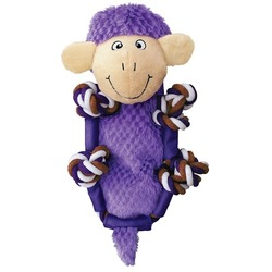 Kong Barnyard Knots игрушка для собак Овечка 25 х 11 см