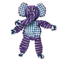 Kong Floppy Knots игрушка для собак Слон (канаты внутри) 36 х 19 см