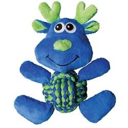 Kong Weave Knots игрушка для собак Лось 22 х 20 см