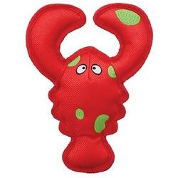 Kong Belly Flops игрушка для собак Лобстер 21 х 9 см