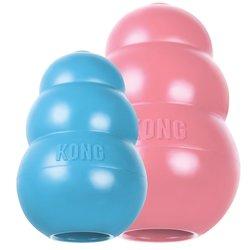 Kong Puppy игрушка очень прочная литая для щенков