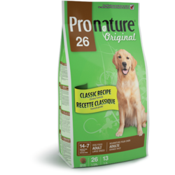 Pronature 26 для взрослых собак крупных пород Original