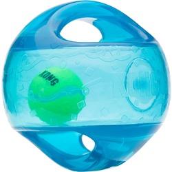 Kong Jumbler интерактивная игрушка для собак мяч