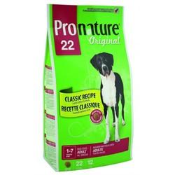 Pronature 22 для собак всех пород с ягненком и рисом крупные гранулы