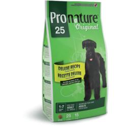 Pronature 25 для взрослых собак без сои, пшеницы, кукурузы Original