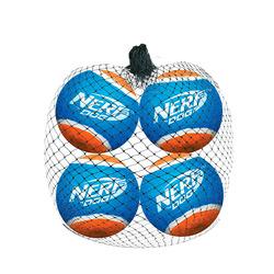 Мяч теннисный Nerf, 4 мяча в комплексте