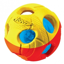 Мяч светящийся Nerf 8 см, арт. 35354