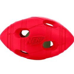 Мяч д/регби Nerf светящийся, 10 см, арт. 22644