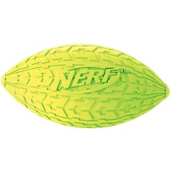 Мяч д/регби Nerf пищащий, 10 см (Серия «Шина»), арт. 22439