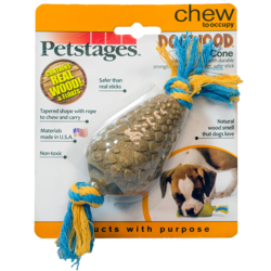 """Pet Stages Dogwood """"Шишка"""" игрушка малая, 14 см"""