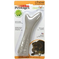 Pet Stages игрушка с мукой из оленьих рогов Deerhorn