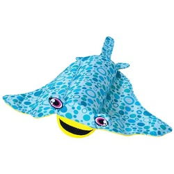 Pet Stages ОН игрушка для собак Floatiez Скат для игр в воде