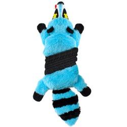 Pet Stages ОН игрушка-шкурка для собак Roadkillz Енот 50 см голубой