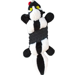 Pet Stages ОН игрушка-шкурка для собак Roadkillz Скунс 50 см