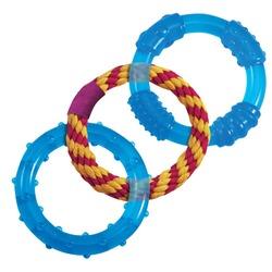 Pet Stages игрушка для собак три кольца, 23 см