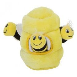 Pet Stages игрушка-головоломка для собак Hide-A-Bee (спрячь пчелку) средняя 22 см