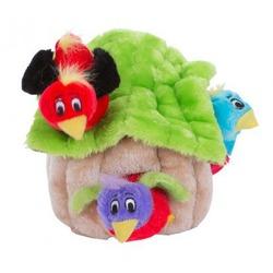 Pet Stages игрушка-головоломка для собак Hide-A-Bird (спрячь птичку) средняя 22 см