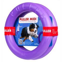Puller midi (пуллер) МИДИ снаряд для тренировки собак, диаметр кольца 20 см