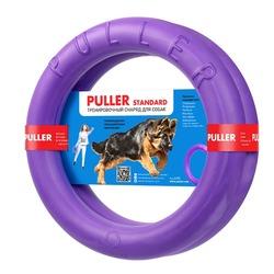 Puller standart (пуллер) снаряд для тренировки собак, диаметр кольца 28 см