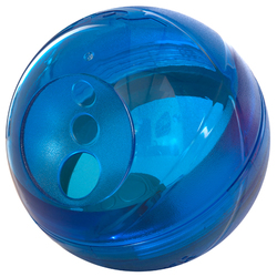 Rogz игрушка для лакомства TUMBLER, цвет синий