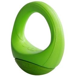 Rogz игрушка для собак кольцо-неваляшка Pop-Upz, цвет салатовый