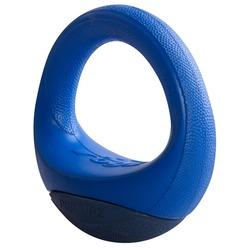 Rogz игрушка для собак кольцо-неваляшка Pop-Upz, цвет синий