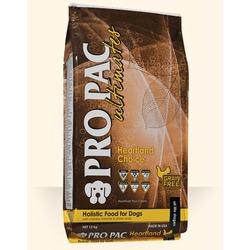 Pro Pac Ultimate беззерновая диета для взрослых собак, курица/картофель