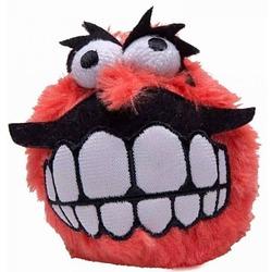 Rogz Fluffy Grinz мячик плюшевый, с пищалкой, размер 5,5 см