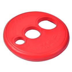 Rogz летающая тарелка фризби RFO, цвет красный