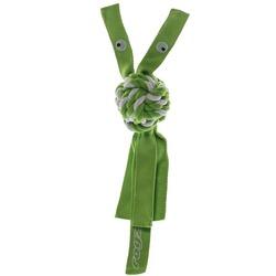 Rogz канатная игрушка с пищалкой для собак COWBOYZ, цвет салатовый