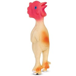 """Triol """"Петушок"""" Игрушка для собак из латекса, 15 см"""